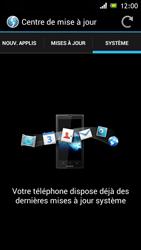 Sony Xperia J - Logiciels - Installation de mises à jour - Étape 10