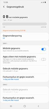 Samsung Galaxy S20 Ultra 5G Dual SIM eSIM SM-G988B - Internet - Handmatig instellen - Stap 6