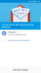 Samsung G935 Galaxy S7 Edge - E-mail - Manual configuration (gmail) - Step 16
