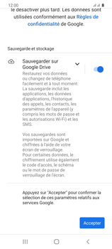 Samsung Galaxy S20 5G - E-mail - 032a. Email wizard - Gmail - Étape 12