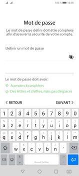 Huawei Y6P - Applications - Créer un compte - Étape 17