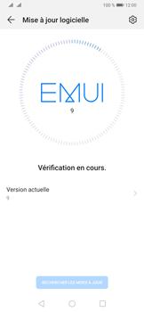 Huawei P30 - Logiciels - Installation de mises à jour - Étape 5