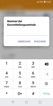 LG G6 - Android Oreo - SMS - Manuelle Konfiguration - Schritt 8