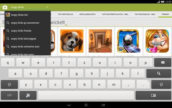 Sony Xperia Tablet Z2 LTE - Apps - Herunterladen - 15 / 20