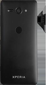 Sony Xperia XZ2 Compact - Android Pie - SIM-Karte - Einlegen - Schritt 6