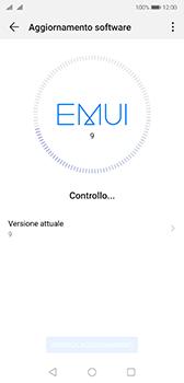 Huawei P20 - Android Pie - Software - Installazione degli aggiornamenti software - Fase 5