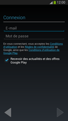 Samsung I9300 Galaxy S III - E-mail - Configuration manuelle (gmail) - Étape 10