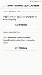 Samsung Galaxy S6 - Android Nougat - Contacten en data - Contacten kopiëren van SIM naar toestel - Stap 11