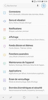 Samsung Galaxy J6 Plus - Applications - Supprimer une application - Étape 4