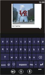 Nokia Lumia 900 - MMS - envoi d'images - Étape 10