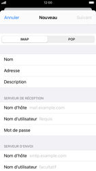 Apple iPhone 7 - iOS 13 - E-mail - Configuration manuelle - Étape 10