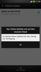 HTC One Mini - Software - Installieren von Software-Updates - Schritt 8