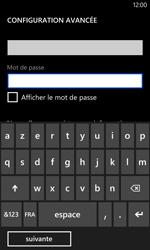 Nokia Lumia 1020 - E-mail - configuration manuelle - Étape 9