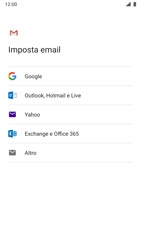 Nokia 8 - Android Pie - E-mail - 032b. Email wizard - Yahoo - Fase 7
