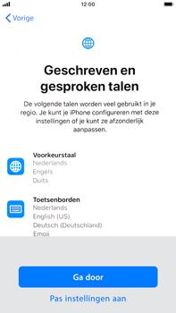 Apple iphone-7-plus-met-ios-13-model-a1784 - Instellingen aanpassen - Nieuw toestel instellen - Stap 8