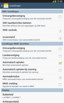 Samsung T315 Galaxy Tab 3 8-0 LTE - MMS - probleem met ontvangen - Stap 6