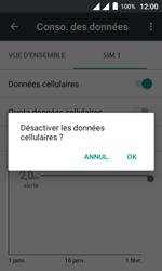 Alcatel Pixi 4 (4) - Internet - activer ou désactiver - Étape 7