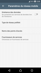 Sony Xperia XZ - Android Nougat - Internet - configuration manuelle - Étape 9
