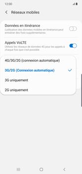 Samsung Galaxy Note10 Plus - Réseau - activer 4G - Étape 7