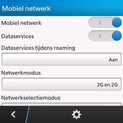 BlackBerry Q10 - Internet - handmatig instellen - Stap 13