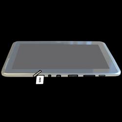 Samsung N8000 Galaxy Note 10-1 - SIM-Karte - Einlegen - Schritt 4