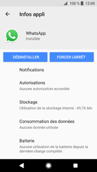Sony Xperia XZ1 Compact - Applications - Comment désinstaller une application - Étape 7