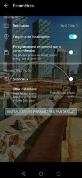 Huawei P Smart Z - Photos, vidéos, musique - Créer une vidéo - Étape 8