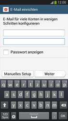 Samsung SM-G3815 Galaxy Express 2 - E-Mail - Manuelle Konfiguration - Schritt 6