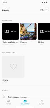 OnePlus 7T Pro - Photos, vidéos, musique - Envoyer une photo via Bluetooth - Étape 6