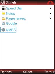 Nokia C2-01 - Internet - navigation sur Internet - Étape 12