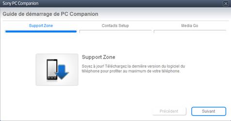 Sony Xperia Z1 - Logiciels - Installation du logiciel de synchronisation PC - Étape 7