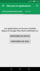 Huawei P10 - Applications - Comment vérifier les mises à jour des applications - Étape 6