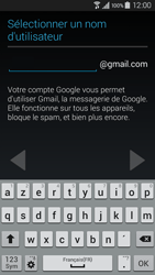 Samsung Galaxy A3 (A300FU) - Premiers pas - Créer un compte - Étape 13