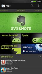 HTC One - Apps - Konto anlegen und einrichten - 24 / 25