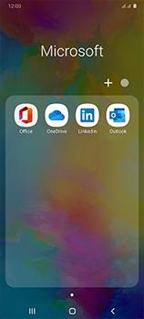 Samsung Galaxy A41 - E-mails - Ajouter ou modifier votre compte Outlook - Étape 4