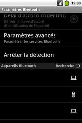 Alcatel OT-991 Smart - Bluetooth - Jumeler avec un appareil - Étape 7