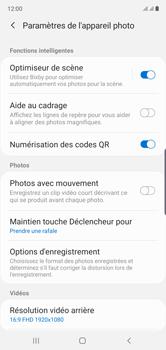Samsung Galaxy Note 10 - Photos, vidéos, musique - Prendre une photo - Étape 5