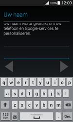 Samsung G357 Galaxy Ace 4 - Applicaties - Account instellen - Stap 7