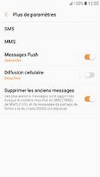 Samsung Galaxy A3 (2017) - SMS - configuration manuelle - Étape 7