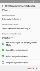 Samsung Galaxy S6 - E-Mail - Konto einrichten (outlook) - 8 / 12