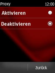 Nokia Asha 300 - MMS - Manuelle Konfiguration - Schritt 12