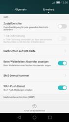 Huawei Ascend G7 - SMS - Manuelle Konfiguration - 2 / 2