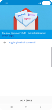 Samsung Galaxy S10 Plus - E-mail - 032a. Email wizard - Gmail - Fase 6
