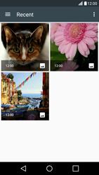 LG LG X Screen - e-mail - hoe te versturen - stap 12
