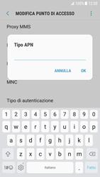 Samsung Galaxy S6 - Android Nougat - MMS - Configurazione manuale - Fase 12