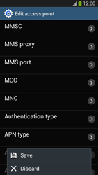 Samsung SM-G3815 Galaxy Express 2 - MMS - Manual configuration - Step 16