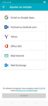 Oppo Reno 2 - E-mails - Ajouter ou modifier votre compte Outlook - Étape 5