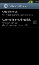 Samsung Galaxy S III Mini - Software - Installieren von Software-Updates - Schritt 7