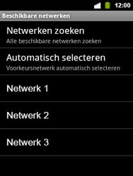 Alcatel OT-903 - Buitenland - Bellen, sms en internet - Stap 9