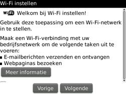 BlackBerry 9300 Curve 3G - wifi - handmatig instellen - stap 5